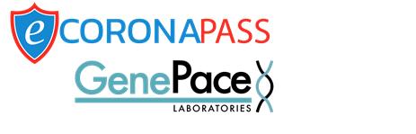 genepace-ecoronapass-PARTNERSHIP-logos